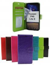 billigamobilskydd.se Crazy Horse Lompakko Huawei P40 Lite E