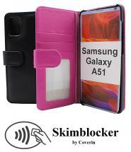 CoverIn Skimblocker Lompakkokotelot Samsung Galaxy A51 (A515F/DS)