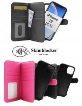 CoverIn Skimblocker XL Magnet Wallet iPhone 12 (6.1)