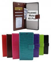 billigamobilskydd.se Crazy Horse Lompakko Huawei Mate 40 Pro