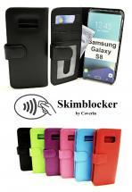 billigamobilskydd.se Skimblocker Lompakkokotelot Samsung Galaxy S8 (G950F)