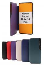 billigamobilskydd.se Smart Flip Cover Xiaomi Redmi Note 10 Pro