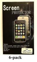 billigamobilskydd.se Kuuden kappaleen näytönsuojakalvopakett Samsung Galaxy Express 2 (G3815)