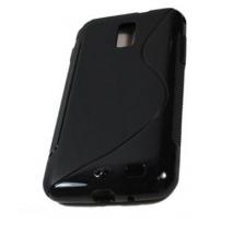 billigamobilskydd.se S-Line TPU-muovikotelo Samsung Galaxy S2 LTE i9210