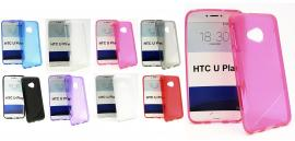 billigamobilskydd.se S-Line TPU-muovikotelo HTC U Play