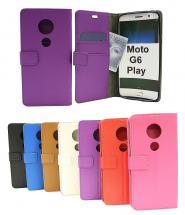 billigamobilskydd.se Jalusta Lompakkokotelo Motorola Moto G6 Play