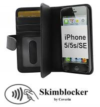 CoverIn Skimblocker XL Wallet iPhone 5/5s/SE (1st Gen)