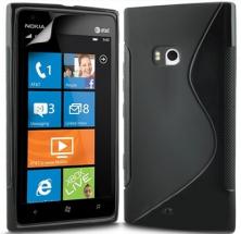 billigamobilskydd.se S-Line TPU-muovikotelo Nokia Lumia 900