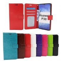 billigamobilskydd.se Crazy Horse Lompakko Huawei P30