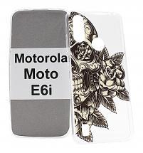 billigamobilskydd.se TPU-Designkotelo Motorola Moto E6i
