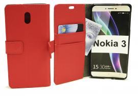 billigamobilskydd.se Jalusta Lompakkokotelo Nokia 3