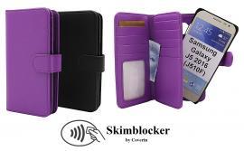 billigamobilskydd.se Skimblocker XL Magnet Wallet Samsung Galaxy J5 2016 (J510F)