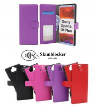 billigamobilskydd.se Skimblocker Magneettikotelo Sony Xperia 10 Plus