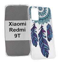 billigamobilskydd.se TPU-Designkotelo Xiaomi Redmi 9T