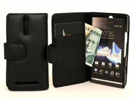 billigamobilskydd.se Lompakkokotelot Sony Xperia S (LT26i)