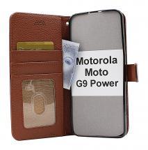 billigamobilskydd.se New Jalusta Lompakkokotelo Motorola Moto G9 Power