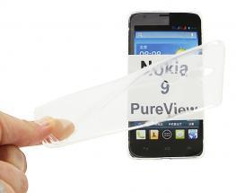 billigamobilskydd.se Ultra Thin TPU Kotelo Nokia 9 PureView