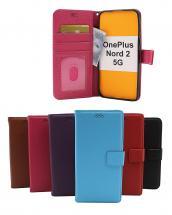billigamobilskydd.se New Jalusta Lompakkokotelo OnePlus Nord 2 5G