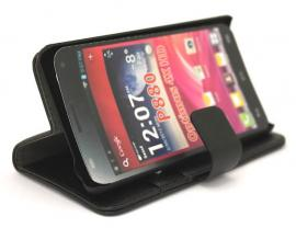 billigamobilskydd.se Jalusta Lompakkokotelo LG Optimus 4X HD