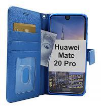 billigamobilskydd.se New Jalusta Lompakkokotelo Huawei Mate 20 Pro (LYA-L29)