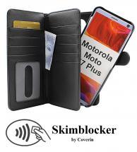 CoverIn Skimblocker XL Magnet Wallet Motorola Moto E7 Plus (XT2081-2)
