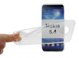 billigamobilskydd.se Ultra Thin TPU Kotelo Nokia 5.4