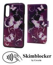 CoverIn Skimblocker Design Magneettilompakko Doro 8080