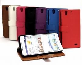 billigamobilskydd.se Jalusta Lompakkokotelo Huawei Ascend G630