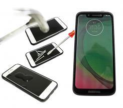 billigamobilskydd.se Full Frame Karkaistusta Lasista Motorola Moto G7 Play