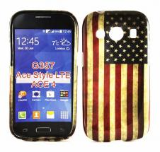 billigamobilskydd.se TPU Designcover Samsung Galaxy Ace 4 (G357F)