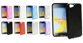 billigamobilskydd.se S-Line TPU-muovikotelo HTC One A9s