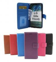 billigamobilskydd.se New Jalusta Lompakkokotelo LG G8s ThinQ (LMG810)