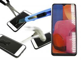 billigamobilskydd.se Näytönsuoja karkaistusta lasista Samsung Galaxy A20s (A207F/DS)