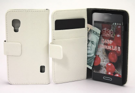 billigamobilskydd.se Jalusta Lompakkokotelo LG Optimus L5 II (E460)