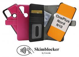 CoverIn Skimblocker Magneettikotelo OnePlus Nord N10