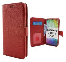 billigamobilskydd.se New Jalusta Lompakkokotelo Samsung Galaxy A50 (A505FN/DS)