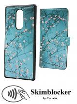 billigamobilskydd.se Skimblocker Design Magneettilompakko Sony Xperia 5