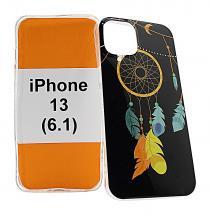 billigamobilskydd.se TPU-Designkotelo iPhone 13 (6.1)