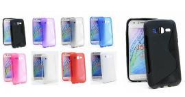 billigamobilskydd.se S-Line TPU-muovikotelo Samsung Galaxy J5 (SM-J500F)