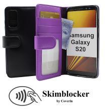 CoverIn Skimblocker Lompakkokotelot Samsung Galaxy S20 (G980F)