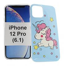 billigamobilskydd.se TPU-Designkotelo iPhone 12 Pro (6.1)