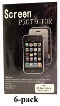 billigamobilskydd.se Kuuden kappaleen näytönsuojakalvopakett Samsung Galaxy S Advance (i9070)