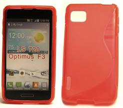 billigamobilskydd.se S-Line TPU-muovikotelo LG Optimus F3