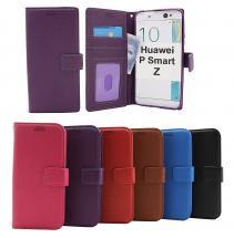 billigamobilskydd.se New Jalusta Lompakkokotelo Huawei P Smart Z