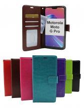 billigamobilskydd.se Crazy Horse Lompakko Motorola Moto G Pro