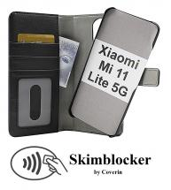 CoverIn Skimblocker Magneettikotelo Xiaomi Mi 11 Lite / Mi 11 Lite 5G