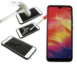billigamobilskydd.se Full Frame Karkaistusta Lasista Xiaomi Redmi Note 7