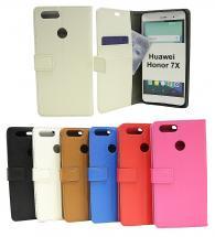 billigamobilskydd.se Jalusta Lompakkokotelo Huawei Honor 7X