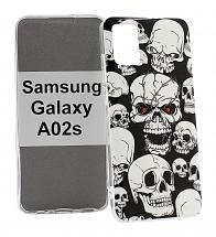 billigamobilskydd.se TPU-Designkotelo Samsung Galaxy A02s (A025G/DS)