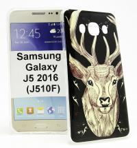 billigamobilskydd.se TPU-Designkotelo Samsung Galaxy J5 2016 (J510F)